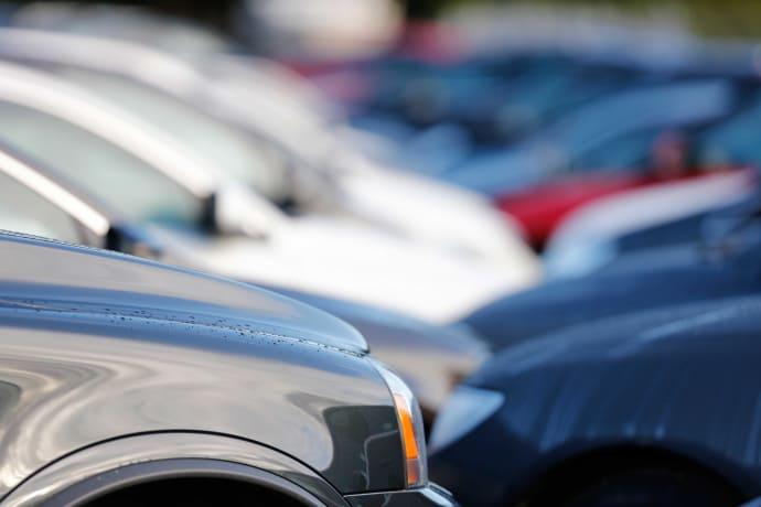 Nu backar försäljningen av begagnade bilar