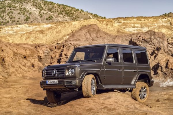 Mercedes G-Klass 2018
