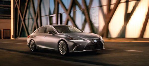 nya Lexus ES